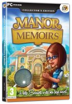 Manor Memoirs - Collector's Edition (PC DVD)