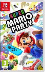 Nintendo Videojuego Super Mario Party Switch Aventura 3+