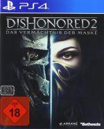PS4 - Dishonored 2: Das Vermächtnis der Maske (1 GAMES)