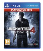 Uncharted 4: A Thief's End - PlayStation Hits (PS4)