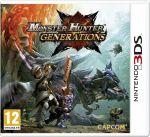 Monster Hunter Generations [Nintendo 3DS]