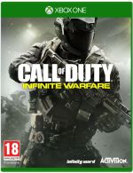 Activision Call Of Duty: Infinite Warfare Standard Edition w/ Extra Content and Pin Badges (Exclusive to Amazon.co.uk) (Xbox One)