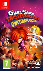 Giana Sisters: Twisted Dream - Owltimate Edition (Nintendo Switch)