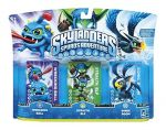Skylanders: Spyro's Adventure - Triple Character Pack - Stealth Elf, Wrecking Ball and Sonic Boom (Wii/PS3/Xbox 360/PC)