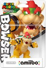 Bowser amiibo - Super Mario Collection (Nintendo Wii U/3DS)