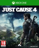 Just Cause 4 + BONUS Fast & Furious 8 Blu-Ray (Amazon Exclusive) (Xbox One)