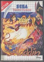 Aladdin - Sega Master System