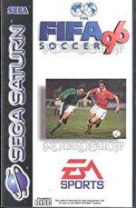 Fifa soccer 96 - Saturn - PAL