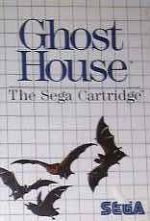 Ghost house - Master System - PAL