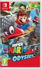 Giochi per Console Nintendo Super Mario Odissey