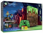 Console Videogames Microsoft Xbox One S 1 TB Minecraft Limited Edition