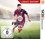 Electronic Arts FIFA 15 Legacy Edition, 3DS - video games (3DS, Nintendo 3DS, Sports, EA Canada, DEU, Basic)