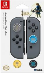 Hori Analogue Caps Zelda Breath of the Wild Edition for Nintendo Switch