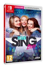 Let's Sing 2019 + 1 Microphone (Nintendo Switch)