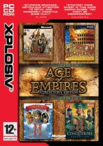 Age of Empires [Collector's Edition] [Xplosiv]