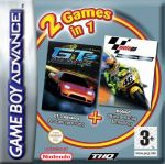 2 Games in 1: GT 3 Advance Pro Concept Racing + MotoGP Ultimate Racing Technology