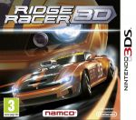 Ridge Racer 3D (Namco logo to the right)