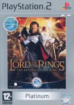 The Lord of the Rings The Return of the King Platinum