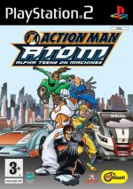 Action Man A.T.O.M. Alpha Teens on Machines
