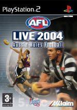 AFL Live 2004: Aussie Rules Football