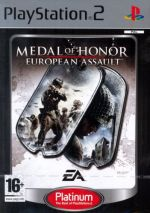 Medal of Honor European Assault Platinum