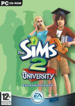 The Sims 2: University Expansion Pack