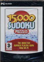 15,000 Sudoku Puzzles [Re:flex]
