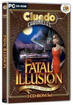 Cluedo Chronicles: Fatal Illusion Mystery Series: Episode One