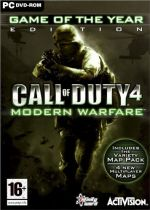 Call of Duty 4: Modern Warfare [Game of the Year Edition]
