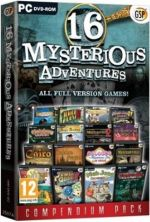 16 Mysterious Adventures