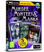 Murder, Mystery & Masks Triple Pack [Focus Essential]