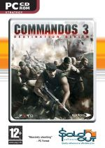 Commandos 3 Sold Out