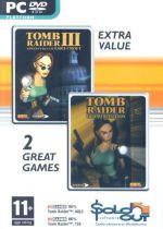Tomb Raider III Adventures of Lara Croft / Tomb Raider The Last Revelation
