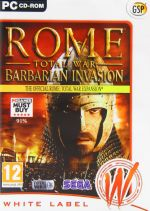 Rome Total War: Barbarian Invasion - Official Expansion Pack