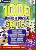 1000 Board Games & Puzzles