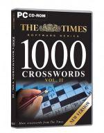 1000 Crosswords Volume II [The Times]