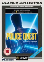 Police Quest: Step Behind the Badge [Sierra Classic Collection]