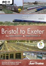 Bristol to Exeter Add On for Railworks and Railworks 2