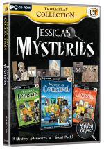 Triple Play Collection: Jessica's Mysteries