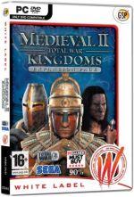 Medieval II: Total War Kingdoms Expansion [White Label]