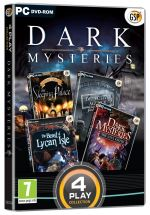 Dark Mysteries: 4 Play Collection