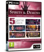 Spirits and Demons - 5 Game Pack