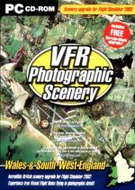 VFR 3 Photographic Scenery - Wales and South West England (add on for Flight Sim 2002)