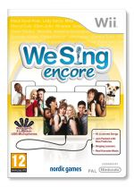 We Sing Encore (Game Only)