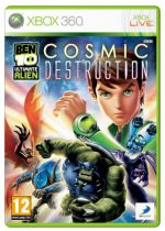Ben 10 - Cosmic Destruction