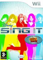 Sing It, Disney
