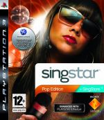 SingStar Pop Edition - PlayStation Eye Enhanced