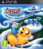Adventure Time - The Secret of the Nameless Kingdom