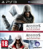 Assassin's Creed Brotherhood & Revelatio