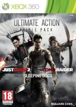 Ultimate Action Triple Pack: Tomb Raider, Sleeping Dogs, Just Cause 2